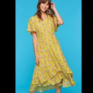 ROBERTA ROLLER RABBIT Women/'s Teal Miranda Lune Dress Sz M $155 NEW